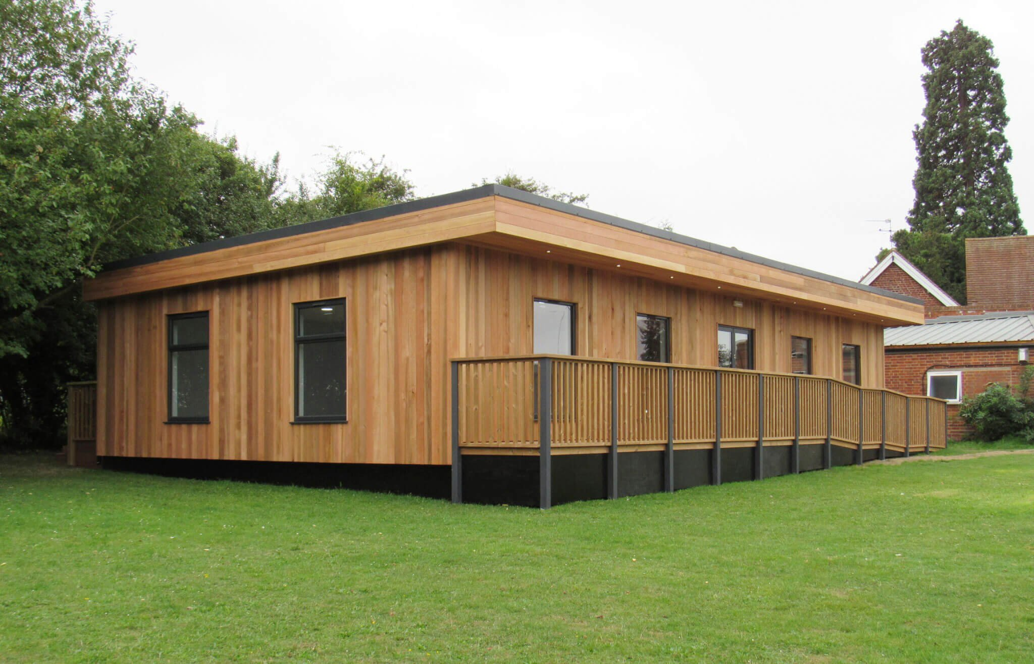 bridge timber eco classroom 3