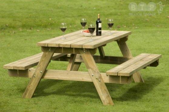180cm A Frame Picnic Table
