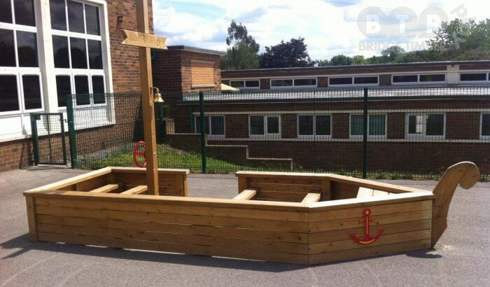 Timber Play Boats, Trucks & Engines