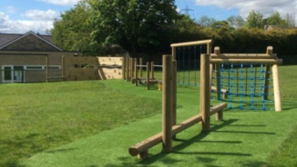Bespoke School Trim Trail
