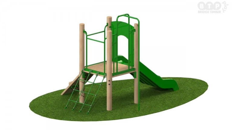 Single Deck Play Tower
