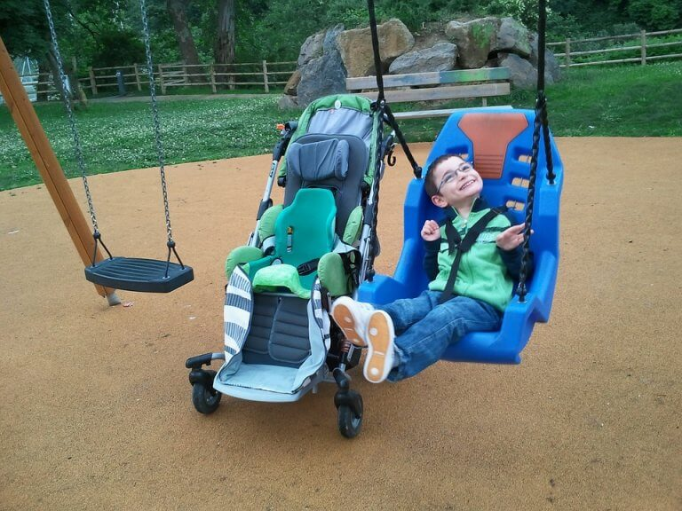5 Ways Playgrounds Can Be Accessible for Children with Disabilities