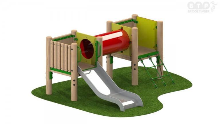 Acorn Play Tower