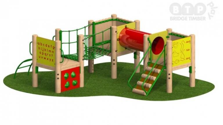 Cygnet Play Tower