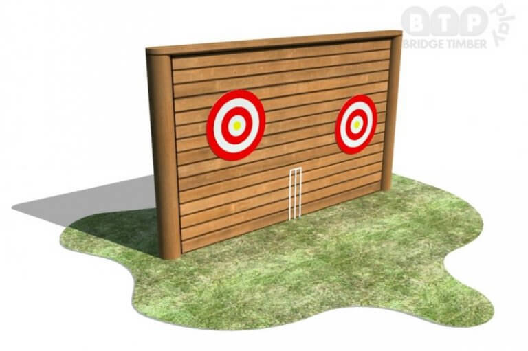 Ball Wall with Cricket and Target