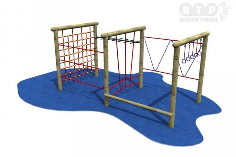 Multi Use Climbing Frame