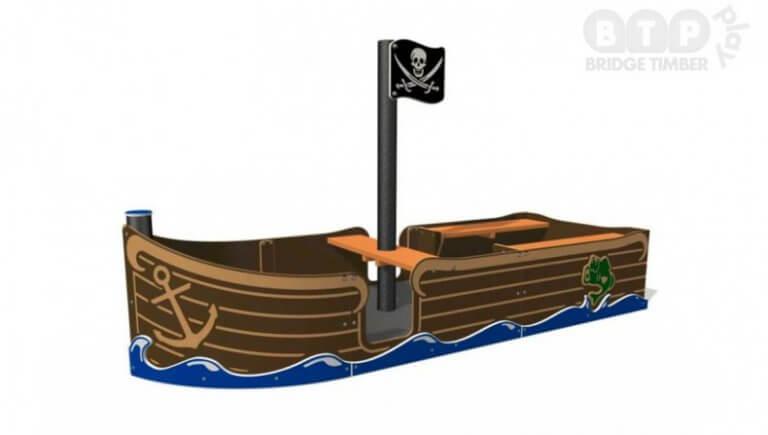 Play Pirate Ship