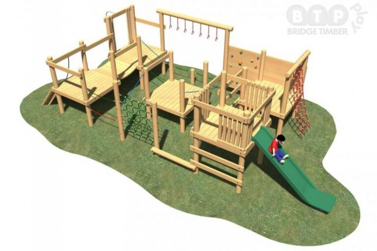 Large Play System