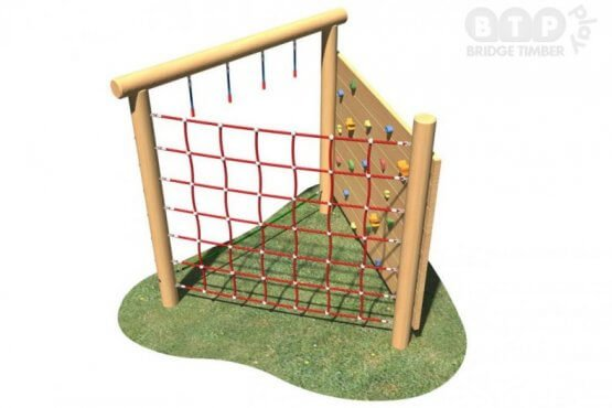 Triangular Climbing Frame