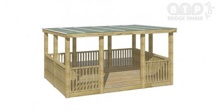 Outdoor Classroom Shelter
