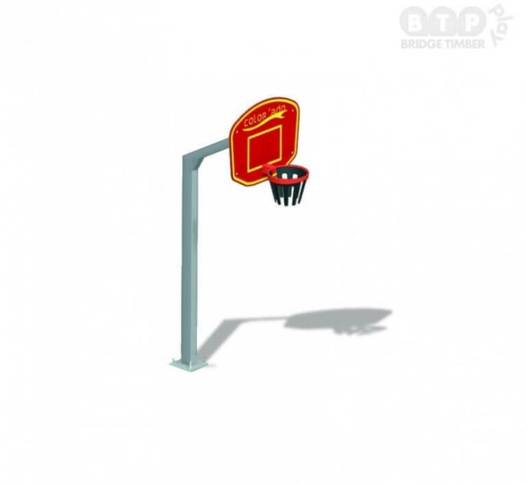 Single Basketball Hoop
